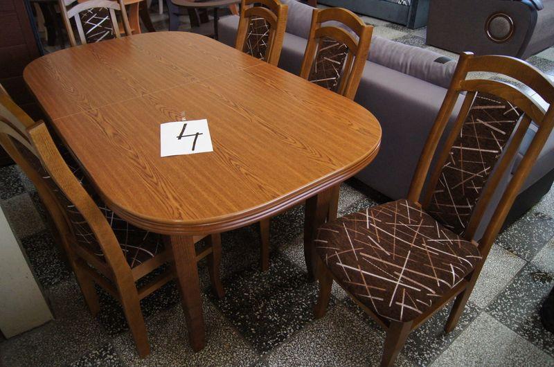 Stoły i krzesła pokojowe 6