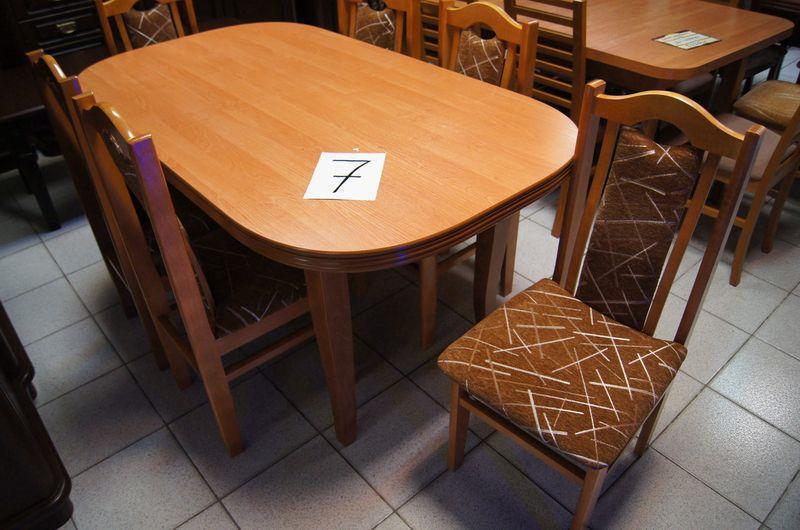 Stoły i krzesła pokojowe 9